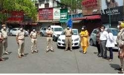 Delhi bengali market sealed coronavirus news