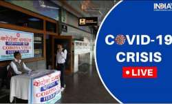 COVID-19 Crisis: Top Headlines At This Hour
