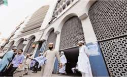 A representational image of Tablighi Jamaat headquarters in