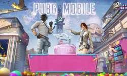 PUBG, PUBG Mobile, PUBG Mobile second anniversary, minigames, PUBG Mobile amusement parks, pubg mobi