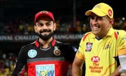 Virat Kohli with MS Dhoni