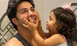 Varun Dhawan celebrates two-year-old niece Niara's birthday, shares cute photos from the celebration