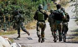 Encounter breaks out in Kulgam district in Jammu and Kashmir