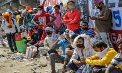 SC takes cognizance of migrant workers' plight, says there has been lapse on part of Centre & state