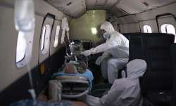 Italy's death toll from coronavirus rises by 75 to 33,415