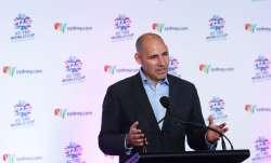 Cricket Australia Interim CEO Nick Hockley