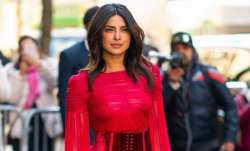 Priyanka Chopra urges Mumbai people to take necessary precautions as Cyclone Nisarga nears