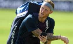 England all-rounder Ben Stokes