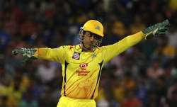 File image of MS Dhoni