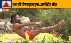 Yoga for Diabetes | Swami Ramdev shares 10 Yoga asanas and home remedies