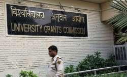 UGC, University Grants Commission
