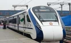 Vande Bharat train, vande bharat express, Train 18, railways tender
