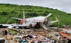 Air India Express plane crash at Kozhikode airport