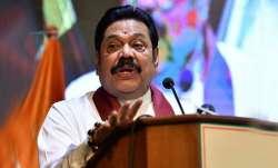 Mahinda Rajapaksa takes oath as Sri Lankan Prime Minister