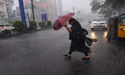Heavy rains to return to Mumbai as IMD issues red alert for extremely heavy showers