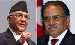 Oli-Prachanda talks remain inconclusive; both agree to meet again on Monday