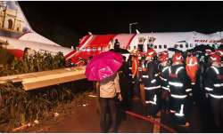 Kozhikode: Rescue operation underway after an Air India