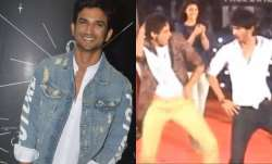 Siddhant Chaturvedi shares college video of Sushant Singh Rajput dancing on Chikni Chameli