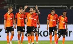 Europa League: Shakhtar beat Basel 4-1 to reach semifinals