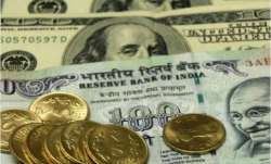 Rupee settles nearly flat at 74.93 against US dollar