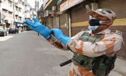 Over 36,000 COVID-19 cases, 128 deaths in central police forces: Data