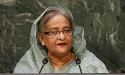 Covid-19 vaccine is 'global public good', Hasina tells UNGA