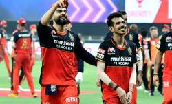 Yuzvendra Chahal was the Man of the Match with his