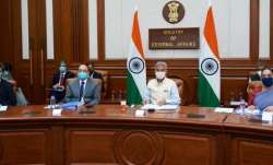 'Continuing its spurious narrative': India slams at Pak for raising Kashmir issue at CICA meet