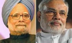 PM Modi greets Manmohan Singh on his birthday