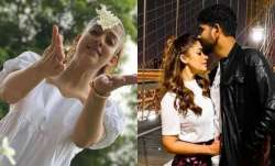 Nayanthara & boyfriend Vignesh Shivan's pictures from Goa