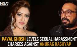 Anurag Kashyap vs Payal Ghosh Sexual Harassment Case Updates