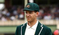 Australian Test skipper Tim Paine