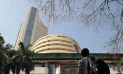 Sensex, Nifty end marginally lower after choppy trade