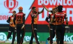 Sunrisers Hyderabad beat Delhi Capitals by 15 runs to