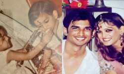 Sushant's sister shares childhood photo, calls family's fight for justice as 'Satya ka Agrah'