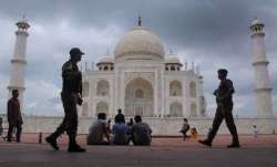 Taj Mahal reopens after 6 months with strict COVID rules, 5000 tourists allowed per day
