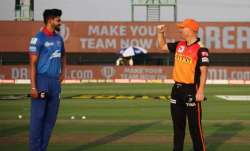 Shreyas iyer david warner srh vs dc