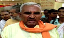 Ballia shooting: Not yet received party show-cause notice, says BJP MLA Surendra Singh