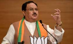 JP Nadda accuses Congressof weakening the country's armed