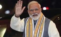 Prime Minister Narendra Modi on two-day Gujarat visit from