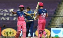 IPL 2020: Fans go berserk as Stokes, Samson guide Rajasthan Royals to dominating win over Mumbai Ind