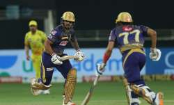 Live Score Chennai Super Kings vs Kolkata Knight Riders IPL 2020: KKR off to a steady start