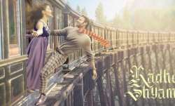 Radhe Shyam: Prabhas welcomes to the romantic journey with Pooja Hegde