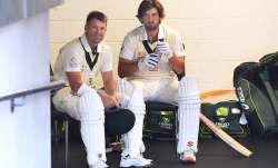 David Warner Joe Burns.