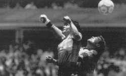 Hand of God: Diego Maradona ousts England at 1986 World Cup