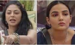 Kavita, Nikki, Jasmin, Rahul