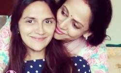 Hema Malini becomes grandmother again, daughter Ahana Deol welcomes twin girls