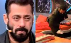 Bigg Boss 14 Weekend Ka Vaar LIVE: Salman Khan to bid tearful goodbye to evicted contestant, clean R