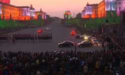 Beating Retreat ceremony to have 'Swarnim Vijay' composition marking 50 years of India's victory ove