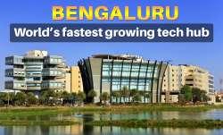 Bengaluru world's fastest growing tech hub